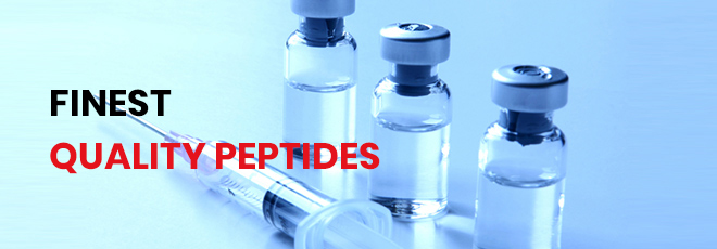 Finest Quality Peptides